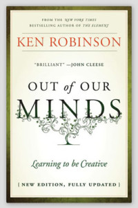 Out of our Minds book