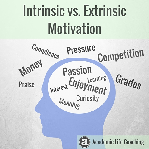 Extrinsic Vs Intrinsic Motivation Does the qualit...