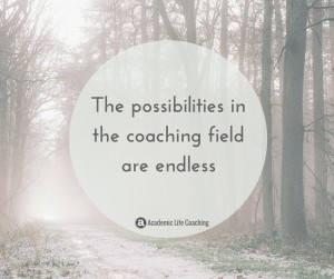 Coaching possibilities